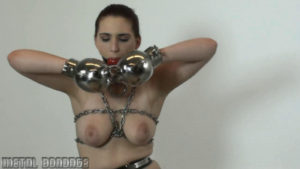 Gag Training For Lady Roswell Ivory - HD 720p