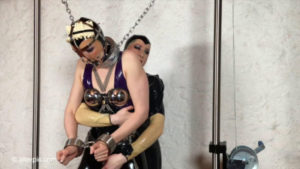 Mega Collection Alterpic - BDSM Latex Fetish Bizarre - Part 4