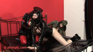 Mega Collection Alterpic - BDSM Latex Fetish Bizarre - Part 2