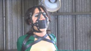Tight Bondage And Gag Variations part 4