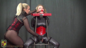 The Punishment Stool Virgin