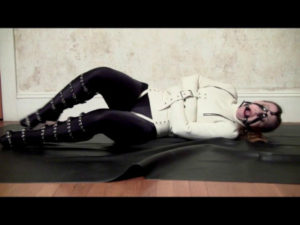 Serene Isley and Kevin White Straight Jacket, Black Tights part two