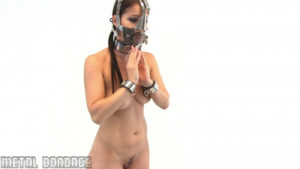 Carrara Locking Mask - Melisa Mendini - Full HD 1080p