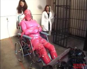 Asylum Diabolica Paulettes Arrival