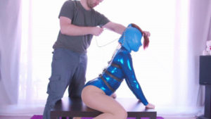 New Best Asian BDSM And Latex Party pt.94