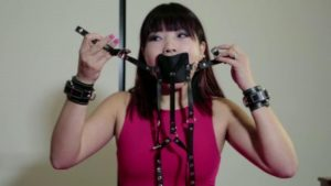 New Best Asian BDSM And Latex Party pt.8