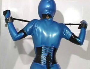 Gwen Media Latex & Rubber Videos Part 1