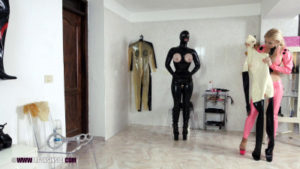 Rubber Doll Training - Part Five